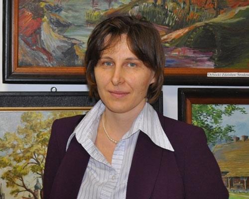 Maria Tyman- Komisja Rewizyjna